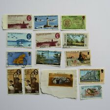 Guernsey Herm Island Collection of Stamps Some rare