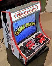 Bartop Arcade  multicade MAME Handmade plays thousands of games