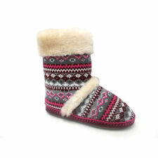 Pantofole da donna grigia Dunlop