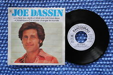 JOE DASSIN / EP ( Promo Pub ) CBS ESP 12070 / 1977 ( F )