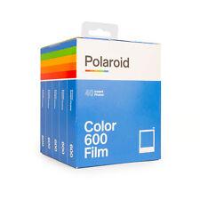 Polaroid 600 set 5x películas 40 imágenes inmediatamente imagen película película sparpack