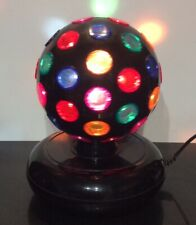 Party Man Cave Bedroom Five Colour Rotating Disco Ball Lights