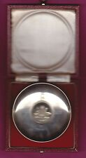 Queen Elizabeth Silver Jubilee Accession Commemorative Crown Dish 1977 low mint