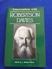 CONVERSATIONS WITH ROBERTSON DAVIES - FIRST EDITION