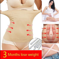 Postpartum Recovery Tummy Tuck Belts Body Shaper Girdle Belly Slim Waist Trainer