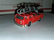 Majorette Sonic Flashers Fire Truck Engine Ladder