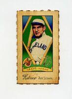 RARE HELMAR Baseball Card: #326 NAP LAJOIE Cleveland Indians SCARCE
