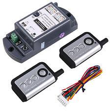 Auto Door Four Channel Remote Controller Exchanger 1 Receiver & 2 Transmitter;
