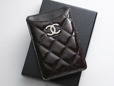 G8056M Authentisch Chanel Matelasse brillante Lack Leder für iPhone 4.4s Case