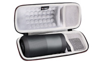 Case for Bose SoundLink Revolve Bluetooth Speaker with Mesh Pocket-Black