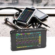 Mini DS212 Digital Oscilloscope 4 Channels Pocket Size Plastic Shell 8MHz Bandwi