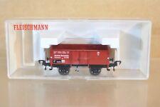 Fleischmann offener Güterwagen 2 Achs Dr 5211 K H0 DC