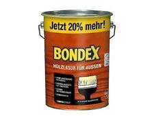 Bondex Holzlasur für Außen - 4,8 l, Teak