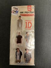 One Direction 1D Band Puffy Stickers, Liam, Harry, Louis, Niall, Zayn, Set of 6