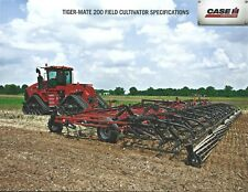 Farm Implement Brochure - Case IH - Tiger-Mate 200 Field Cultivator 2013 (F6280)