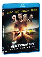 Autobahn Fuori controllo (2016) Con Anthony Hopkins - Blu Ray Nuovo Sigillato