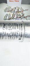 electronicon 2uf Condensador MKP 2µF del motor De Arranque 450v