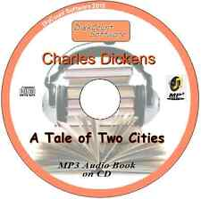 a Tale of Two Cities - Charles Dickens Mp3 Audio Book 45 Episodes/chapters on CD