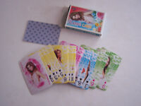 JEUX DE 54 CARTES EROTIQUES POUR ADULTES , PLAYING CARDS . BRIDGE , POKER , RAMI