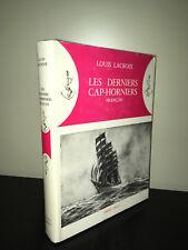 Louis Lacroix LES DERNIERS CAP-HORNIERS FRANCAIS éd° Amiot 1957 CAP HORN - BC13C