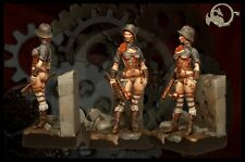 El Viejo Dragon Miniatures Squad Leader Steampunk Stormtrooper