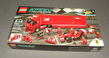 LEGO Speed Champions F14 T & Scuderia Ferrari Truck Set 75913 NEW