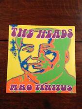 "The Heads 10"" orange vinyl Mao Tinitus color Man's Ruin new Stoner QOTSA Kyuss"