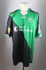 St. Gallen Trikot Gr. XXXL 3XL FC SG NEU 2016-2017 Away jersey grün Jako Shirt