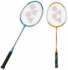Yonex GR 303 G3 Badminton Racquet Combo( Blue+Yellow ) Pack Of 2