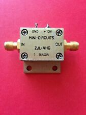 Mini-Circuits ZJL-4HG 20 to 4000 MHZ 4 GHz RF Broadband Coaxial Amplifier