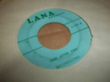 MOONGLOWS RARE 45 ON LANA SINCERELY / TIME AFTER TIME VG