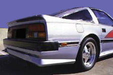 84-86 300ZX Z31 Coupe Xenon Urethane 3pc Rear Spoiler Wing Unpainted NEW 5435