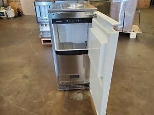 85Lb Scotsman Commercial Sonic Nugget Undercounter Ice Machine Maker SCN60PA-1SU