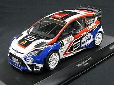Minichamps Ford Fiesta WRC 2015 1:18 #2 Ten Brinke / Colsoul Hellendoorn (MCC)