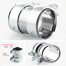 New Car Stainless Steel Turbo Exhaust/Downpipe/Catback/Muffler Pipe Clamp+Bolts