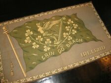 1910's B1 Tobacco Felt Premium - National Flags Series - Extra Large - Ireland