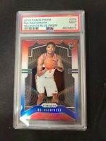 2019 Panini Prizm Red White Blue #255 Rui Hachimura Wizards RC Rookie PSA 9 MINT