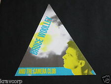 BRUCE WOOLLEY & THE CAMERA CLUB—1979 PROMO STICKER