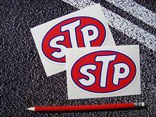 STP OIL Stickers Motorcycle / Car F1 lemans BTCC Superbikes Moto gp Formula 1
