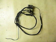 74 Moto Guzzi 850 Eldorado handle bar control switch hand