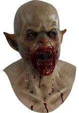 NEW Bloody Devil Nosferatu Bat Monster DELUXE ADULT LATEX RAVNOS VAMPIRE MASK