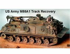 US Army M88A1 Track Recovery Refrigerator Magnet