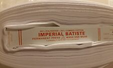 Imperial Batiste Light Yellow 60 inches Wide
