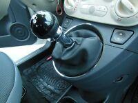 PLACCA FIAT 500 SPORT LOUNGE POP ABARTH T-JET MULTIJET ESSEESSE EASY TURBO CULT
