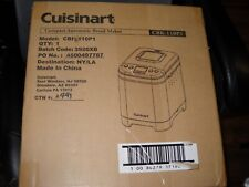 Cuisinart Cbk- Cbk-110P1 (same) Compact Automatic Bread Maker Brand New In Box