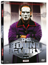 2009 NEW/SEALED TNA IMPACT WRESTLING DVD - BOUND for GLORY - PPV DVD
