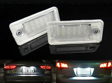 No Error SAMSUNG LED for Audi License Plate Light Kit A3 A4 RS4 A6 RS6 A8 S8 Q7
