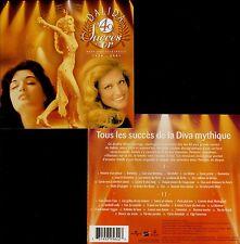 DALIDA - 40 SUCCES EN OR - 1956/1997 / 2 CDs