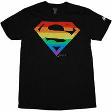 DC Comics Pride Superman Symbol T-Shirt