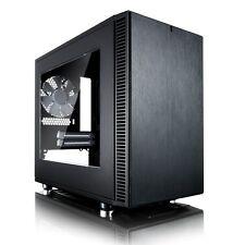 Fractal Design Define Nano S Black ITX Gaming Case - USB 3.0